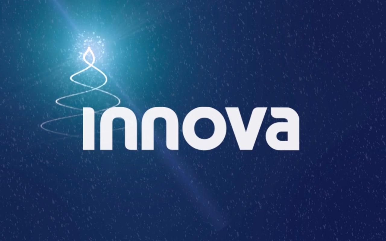 Innova Desea Feliz Navidad y feliz 2019