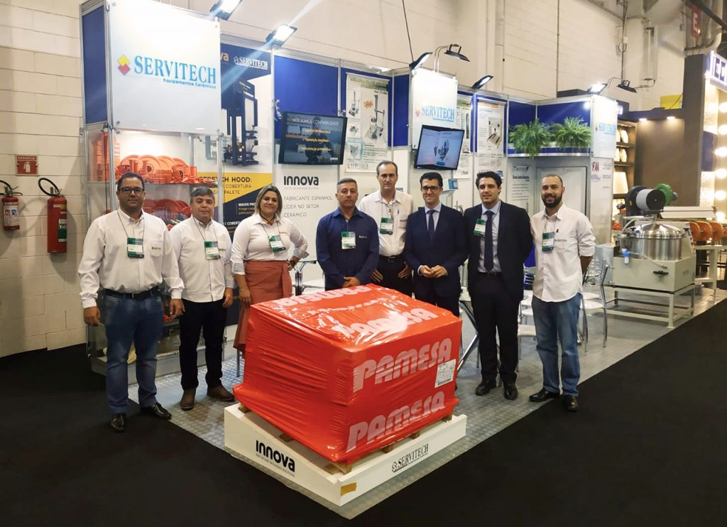 Innova Expo Revestir 2019 Servitech Brasil