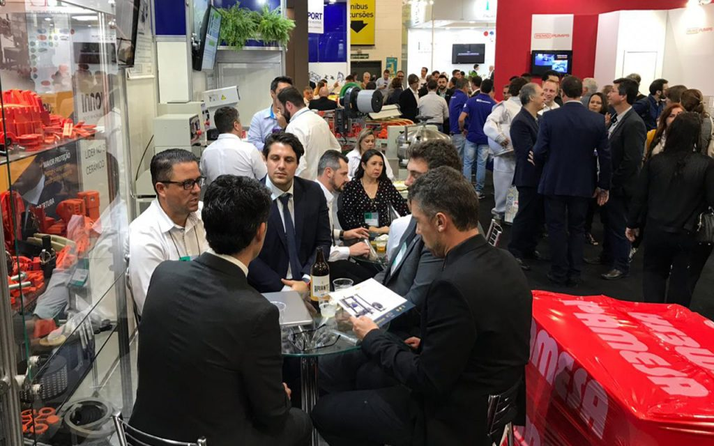 Expo Revestir 2019 Innova e Servitech